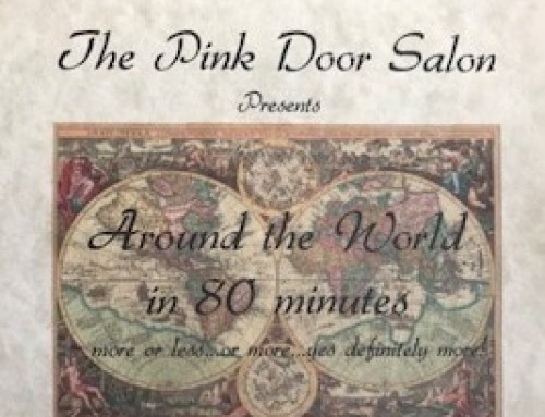 The Pink Door Salon's Annual Hair Design & Fashion Show