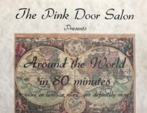 The Pink Door Salon's Annual Hair Design & Fashion Show