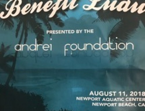 Makapo Aquatics Project Benefit Luau